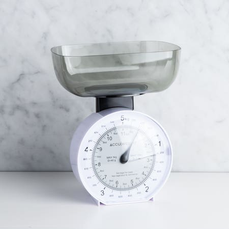 Accuweight Kitchen Scale 11Lb