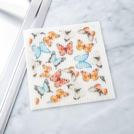 Sponge Cloth Butterflies