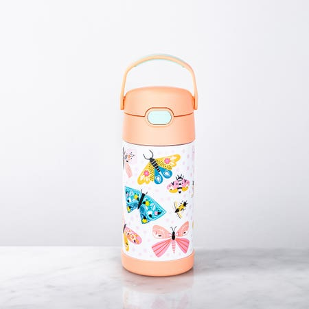 Funtainer Straw Bottle Pastel