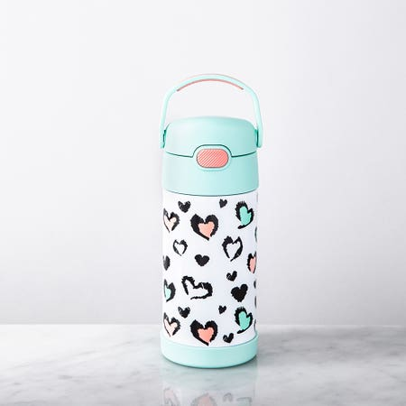 Funtainer Straw Bottle Pastels