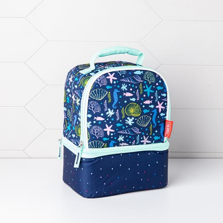 Thermos Lunch Bag Ocean