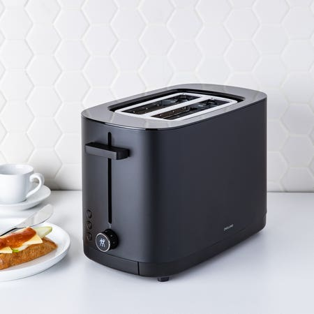 Enfinigy Toaster 2 Slice Blk