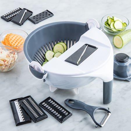 Ksp Multi Prep Colander Slicer