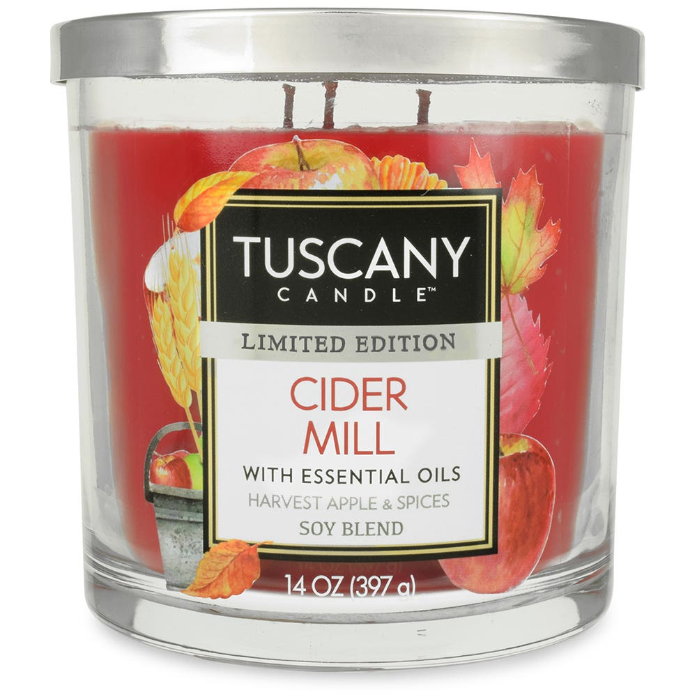 Tuscany Candle Cider Mill
