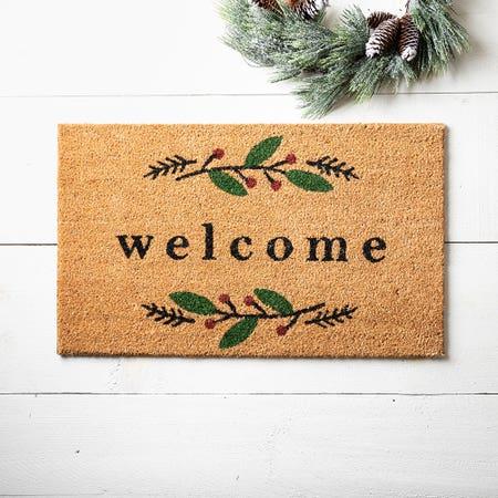 Ksp Coir Mat Welcome