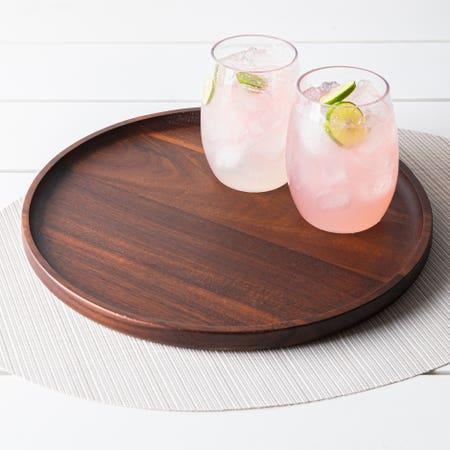 Acacia Serving Platter 12 Dia