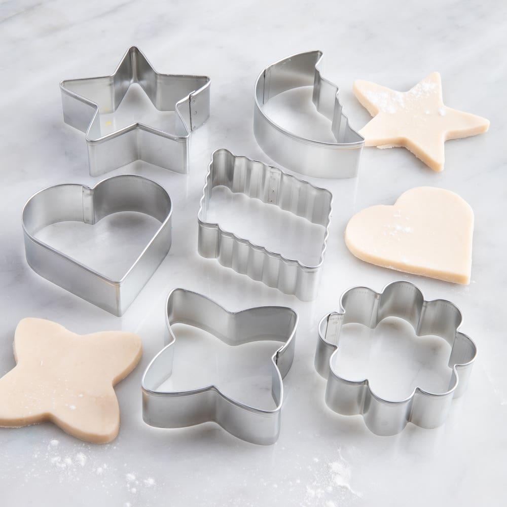 Wilton 6pc. Cookie Cutter Set - Basic