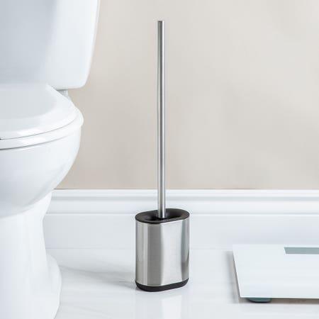 Ksp Sleek Toilet Brush Satin