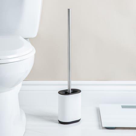 Ksp Sleek Toilet Brush White