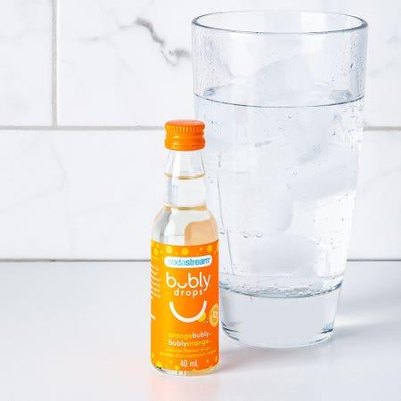 S Stream Bubly Drop Orange