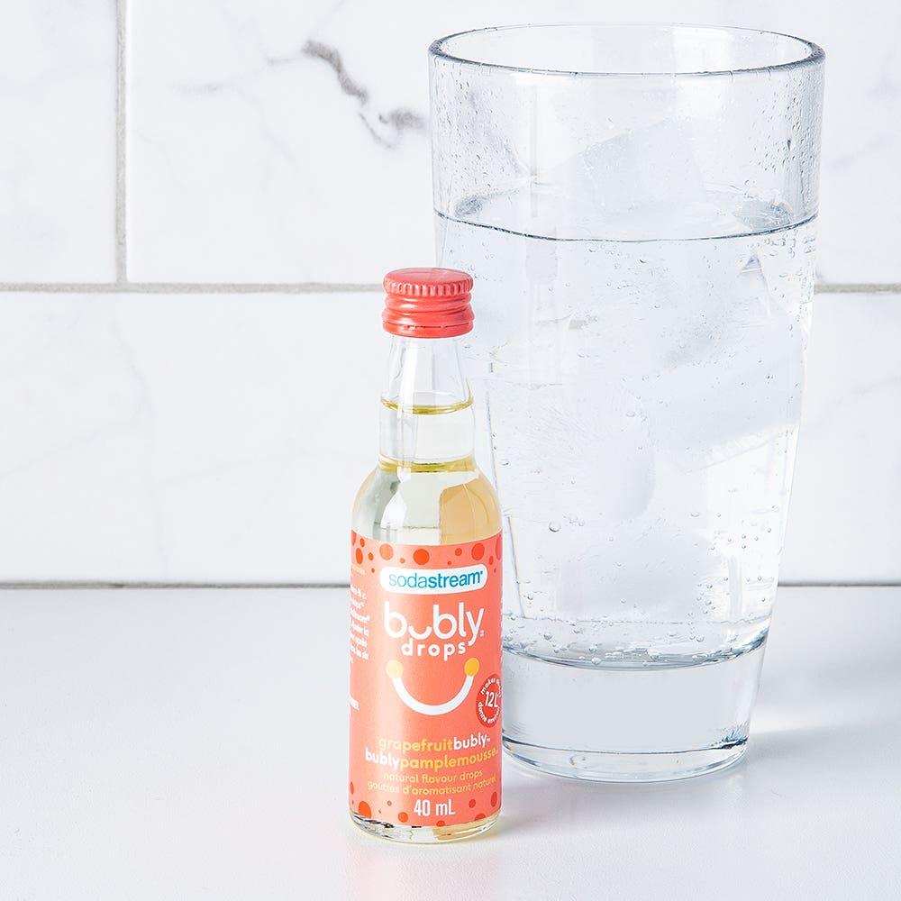 Sodastream bubly 'Grapefruit' Natural Flavour Fruit Drops