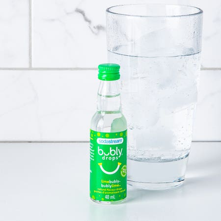S Stream Bubly Drop Lime