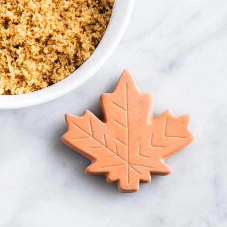 Terracotta S Saver Maple Leaf