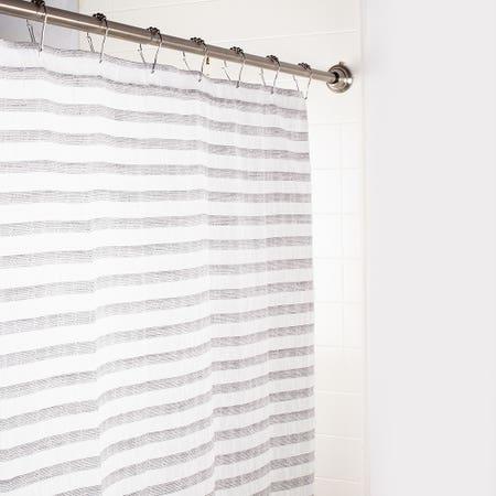 S C Fabric Camden Stripe