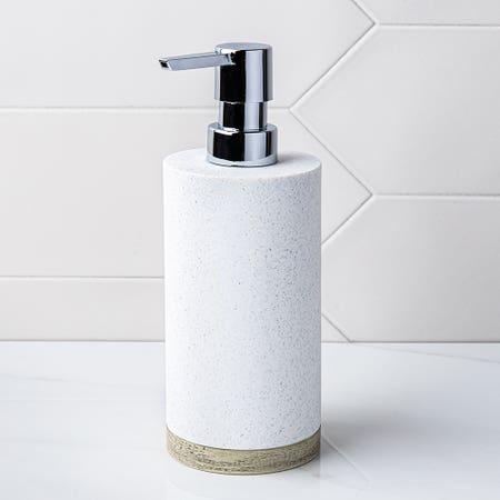 Hudson Soap Pump Lt Grey