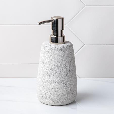 Harstad Soap Pump Grey