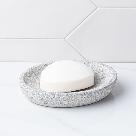 Harstad Soap Dish Grey