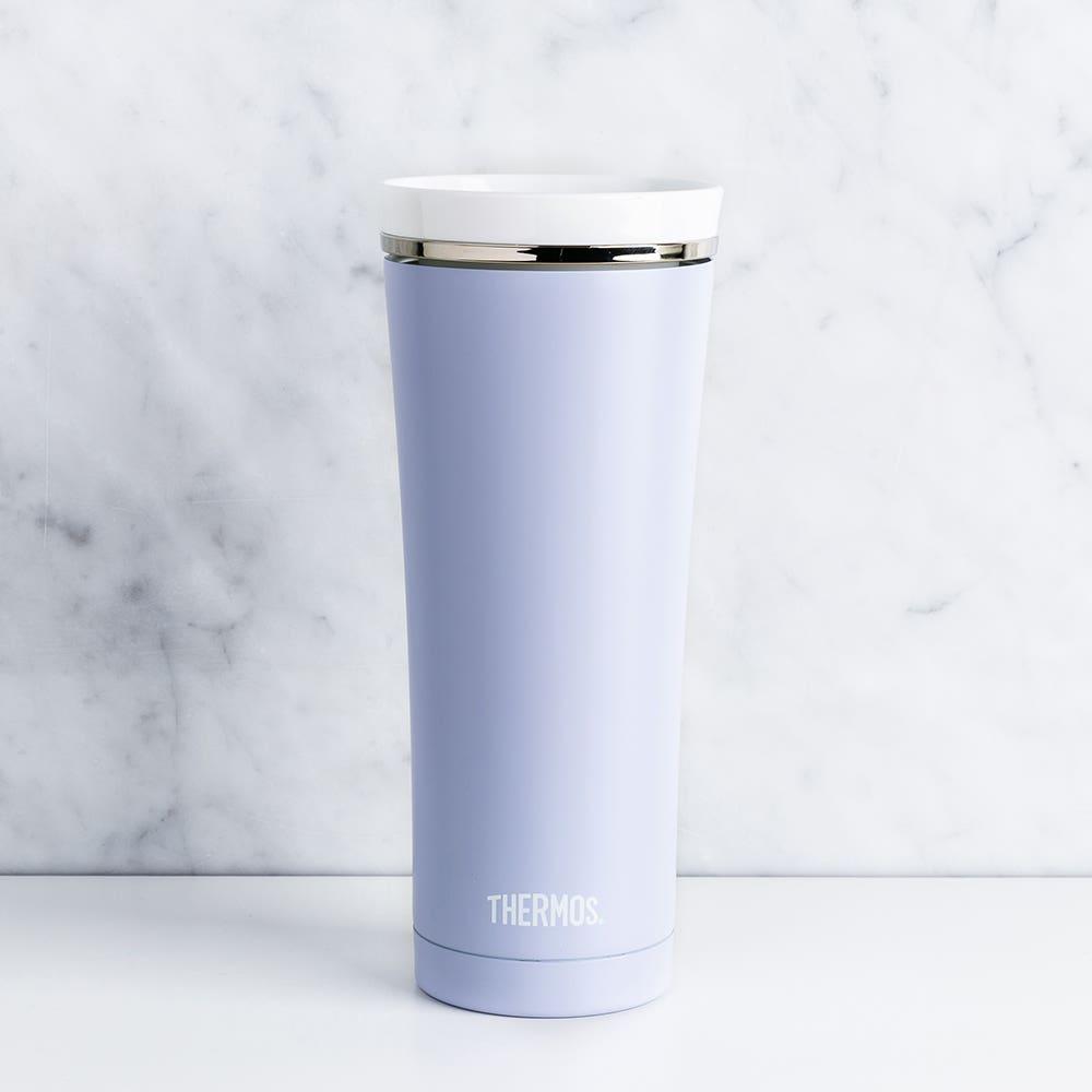 Premium Pastel Travel Mug Lila