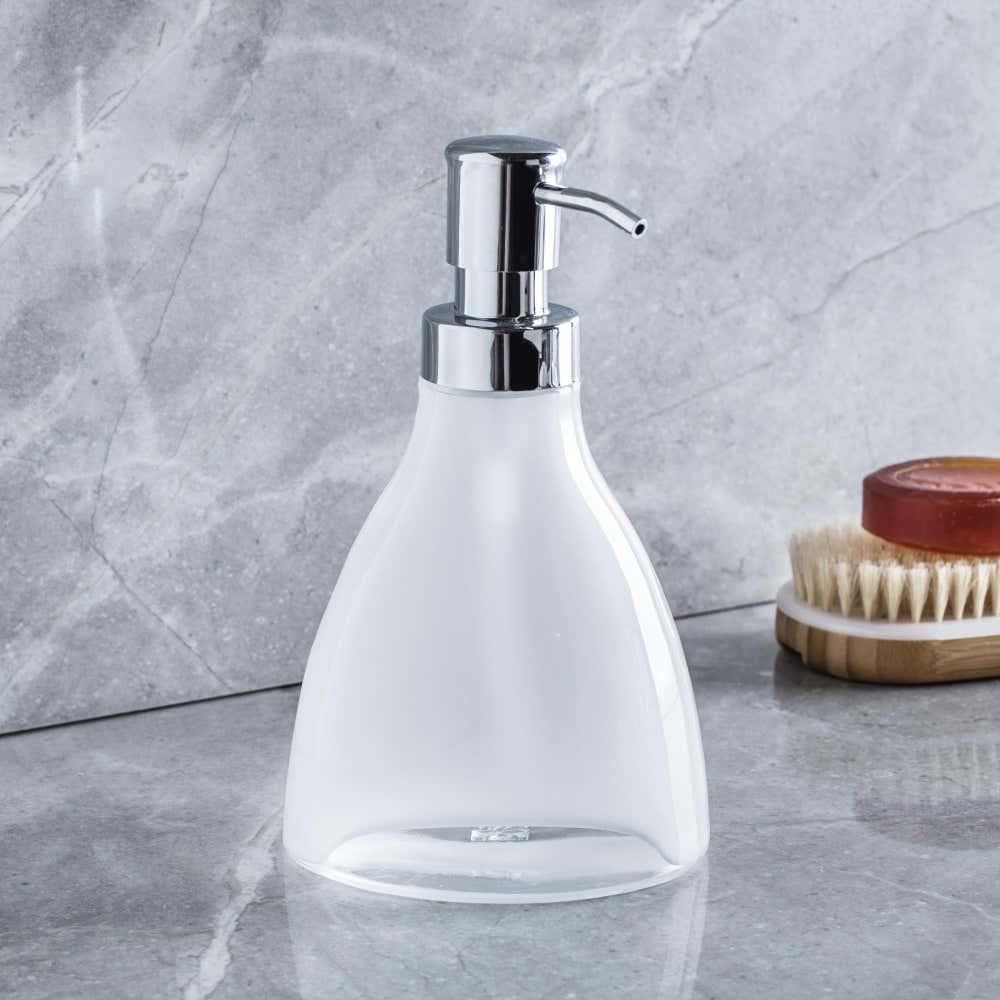 25026_Umbra_Vapor_Soap_Pump___Translucent_White