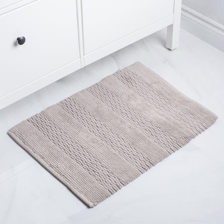 Bathmat Regal 20X30 Light Grey