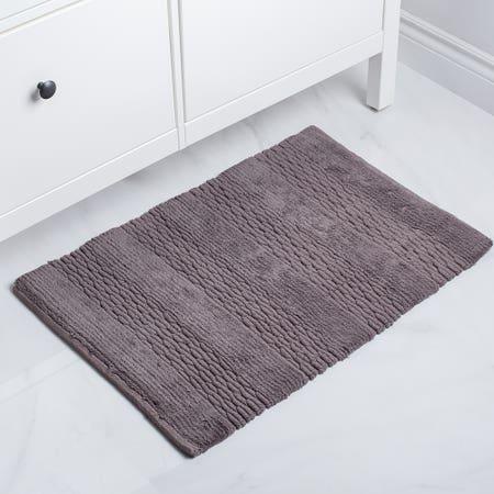 Bathmat Regal 20X30 Dark Grey