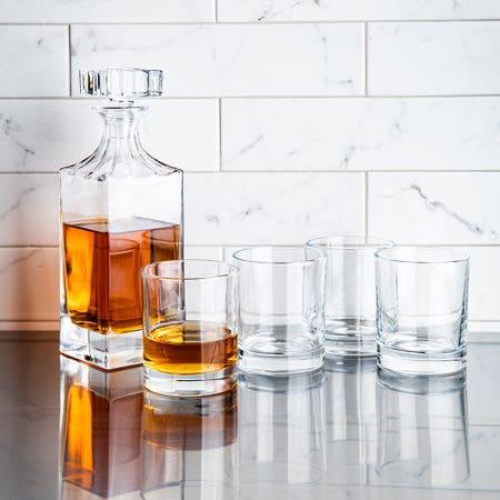 Social Whiskey Decanter S 5