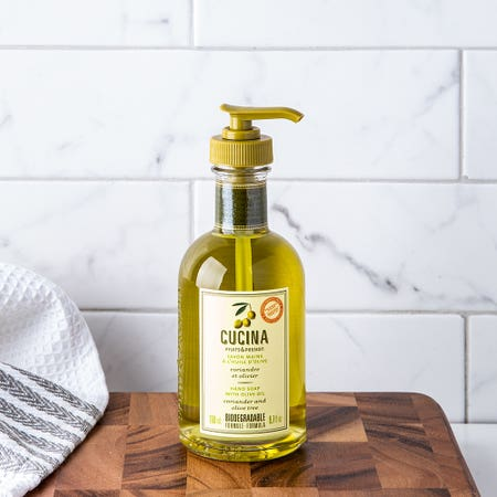 Cucina Hand Soap Sm Coriander