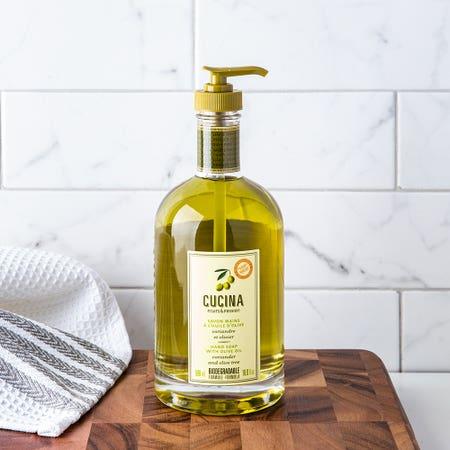 Cucina Hand Soap Lg Coriander