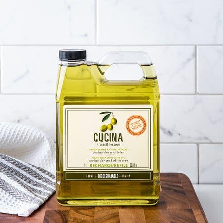 Cucina Hand Soap Rf Coriander