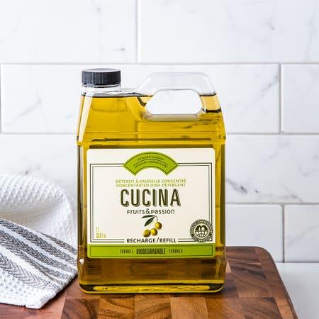 Cucina Dish Soap Rf Coriander