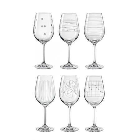 Elements Wine Glass S 6