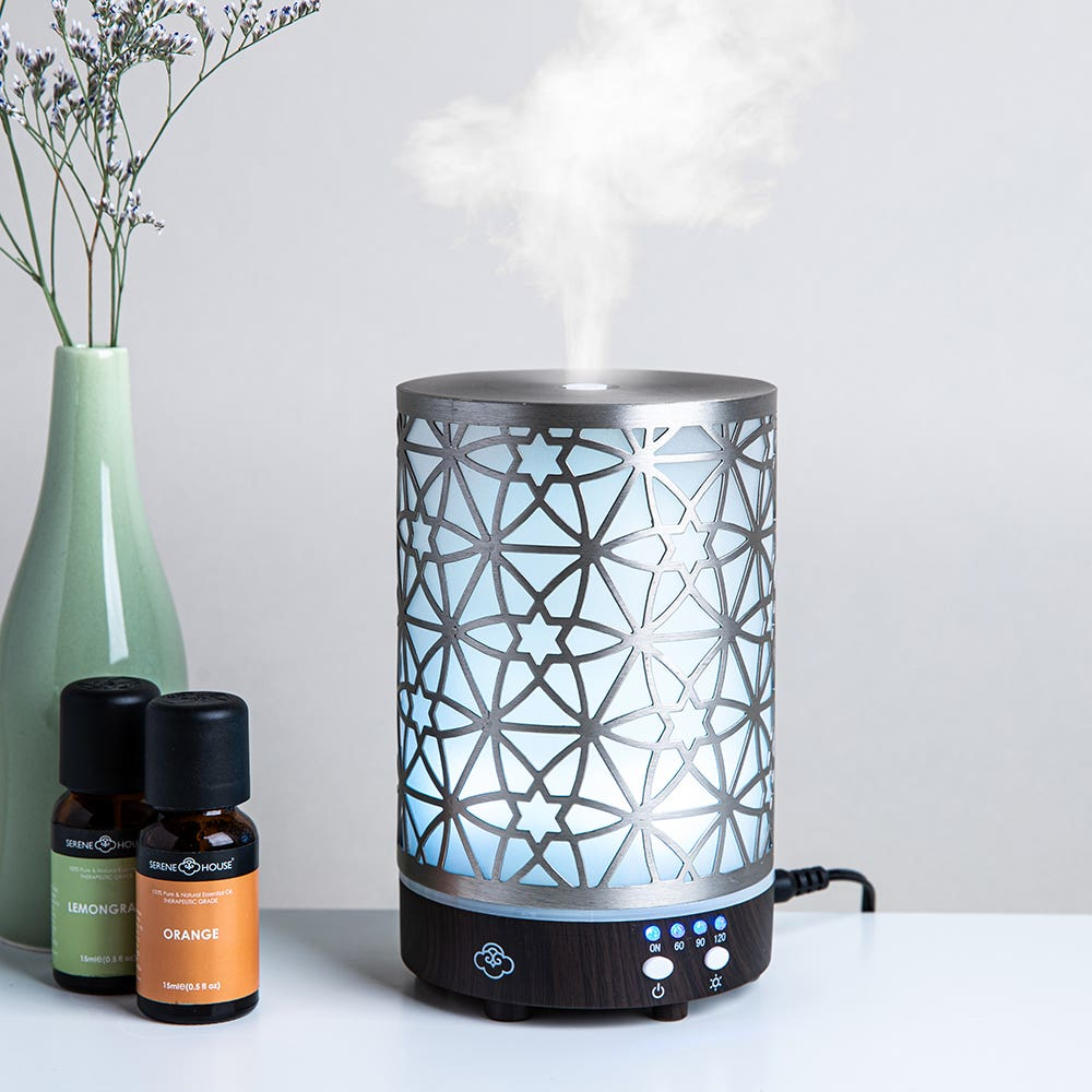 Serene House Ultrasonic 'Nexus' Essential Oil Diffuser