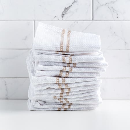 H Stripe D Cloth S 15 Taupe
