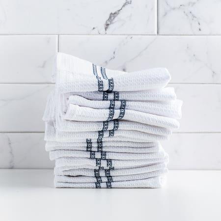 H Stripe D Cloth S 15 Navy