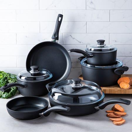 Rialto Cookware Combo Set 10