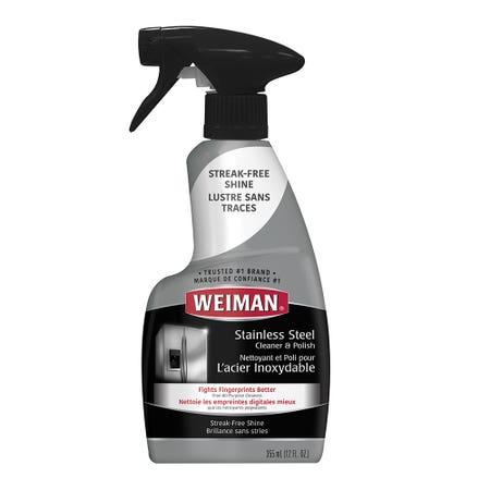 Weiman Stainless Steel W Trig