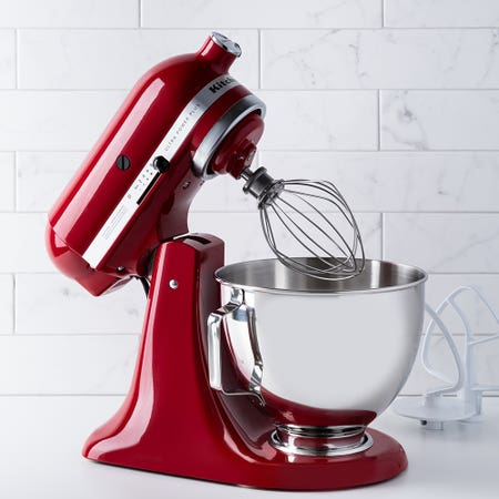 K Aid Ultra Power Mixer Red