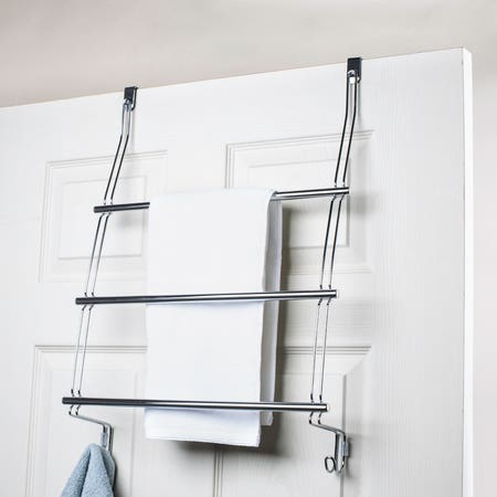 42935_iDesign_Classico_Over_Shower_Door_Towel_Rack