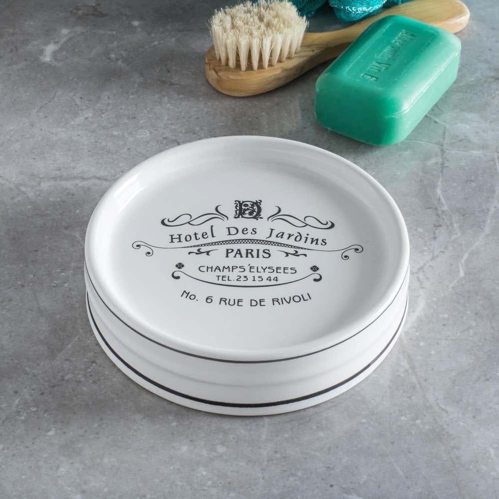 50693_Moda_Paris_Soap_Dish