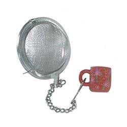 55171_Danesco_Mesh_Tea_Infuser_with_Decorative_Charm
