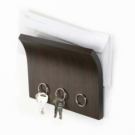 58009_Umbra_Magnetter_Key_Panel___Letter_Holder___Espresso