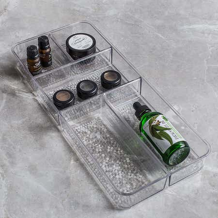 60084_iDesign_Rain_5_Section_Divided_Tray