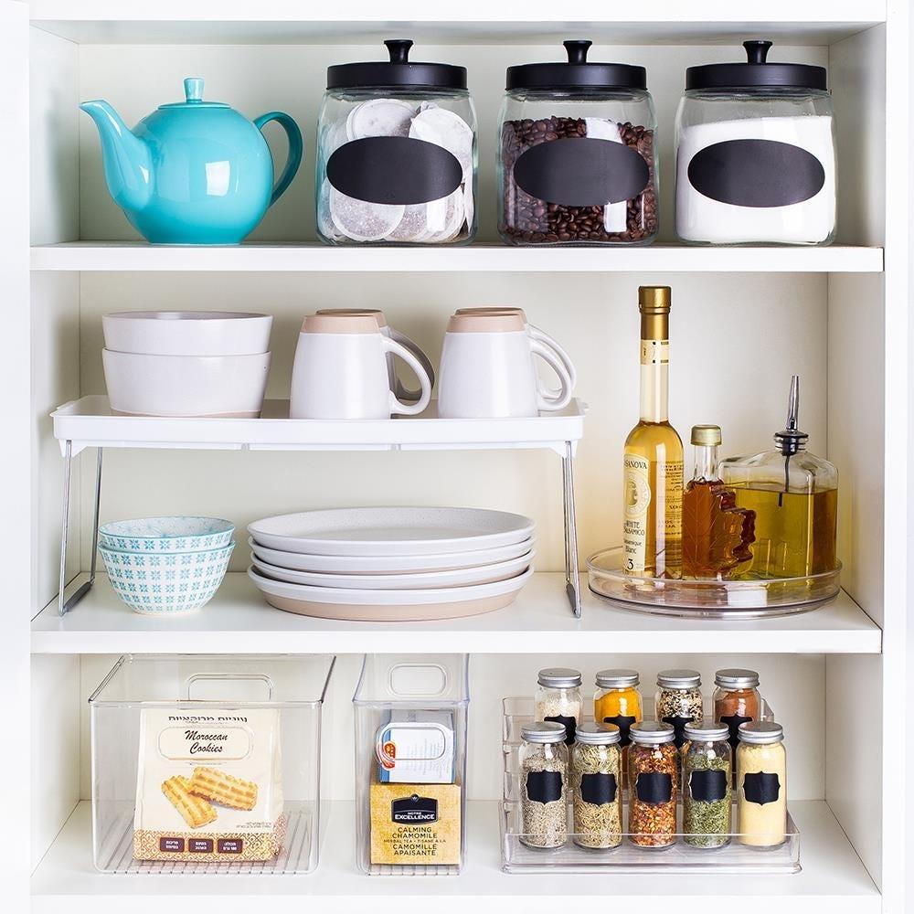 idesign linus small turntable   kitchen stuff plus