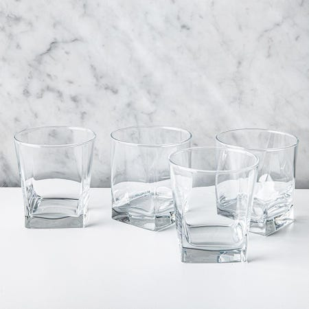 62314_Home_Essentials_Square_Double_Old_Fashioned_Glass___Set_of_4