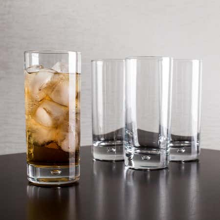 62315_Home_Essentials_Red_Series_Bubble_Hi_Ball_Glass__Clear____Set_of_4