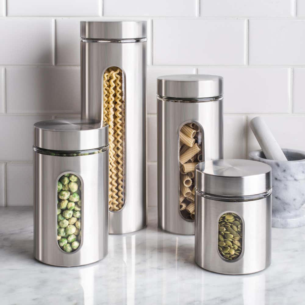 62493_KSP_Ellipse_Cylinder_Canisters___Set_of_4__Stainless_Steel