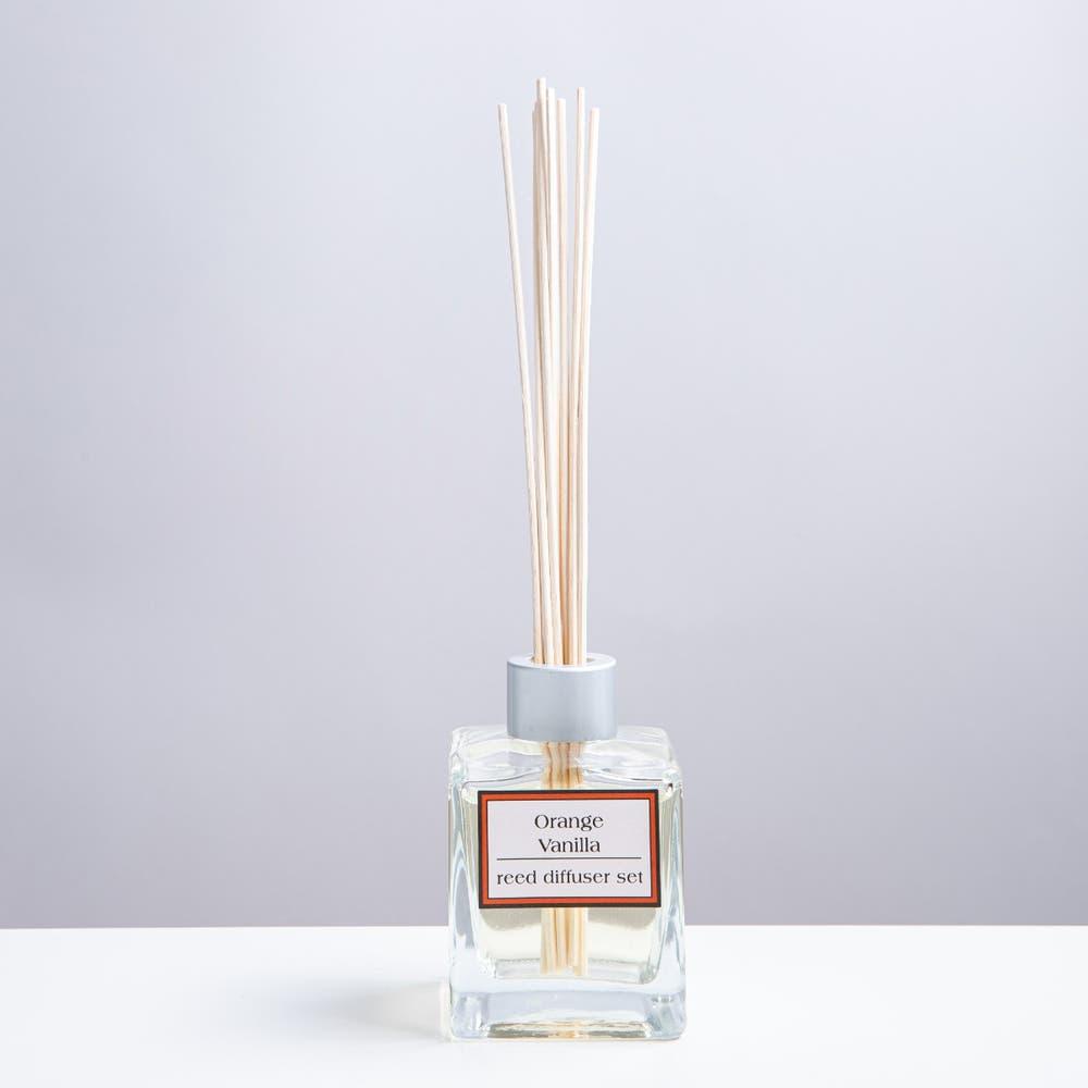 """KSP Fresco Reed Diffuser - """"Orange Vanilla"""""""