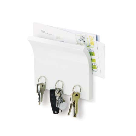 65396_Umbra_Magnetter_Key_Panel___Letter_Holder___White