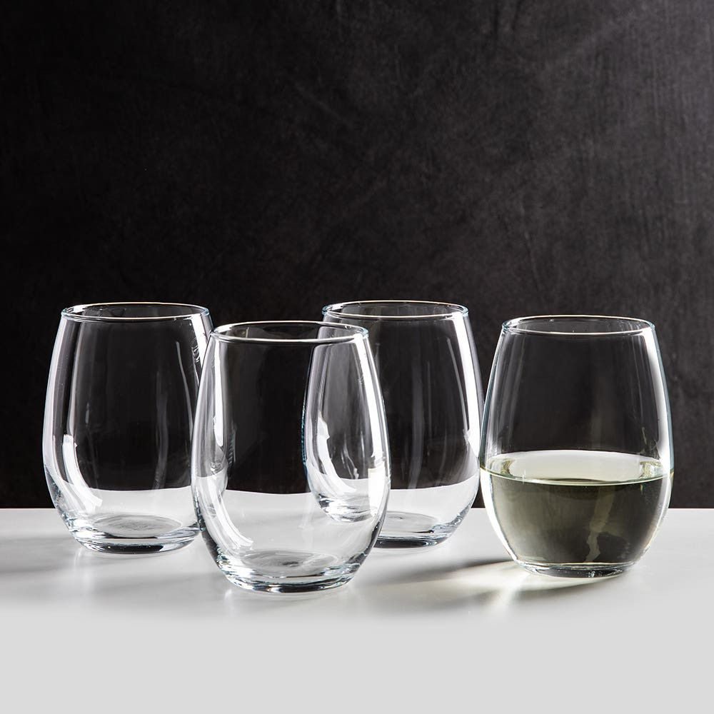 Luminarc Cachet Stemless Wine Glass 440ml - Set of 4