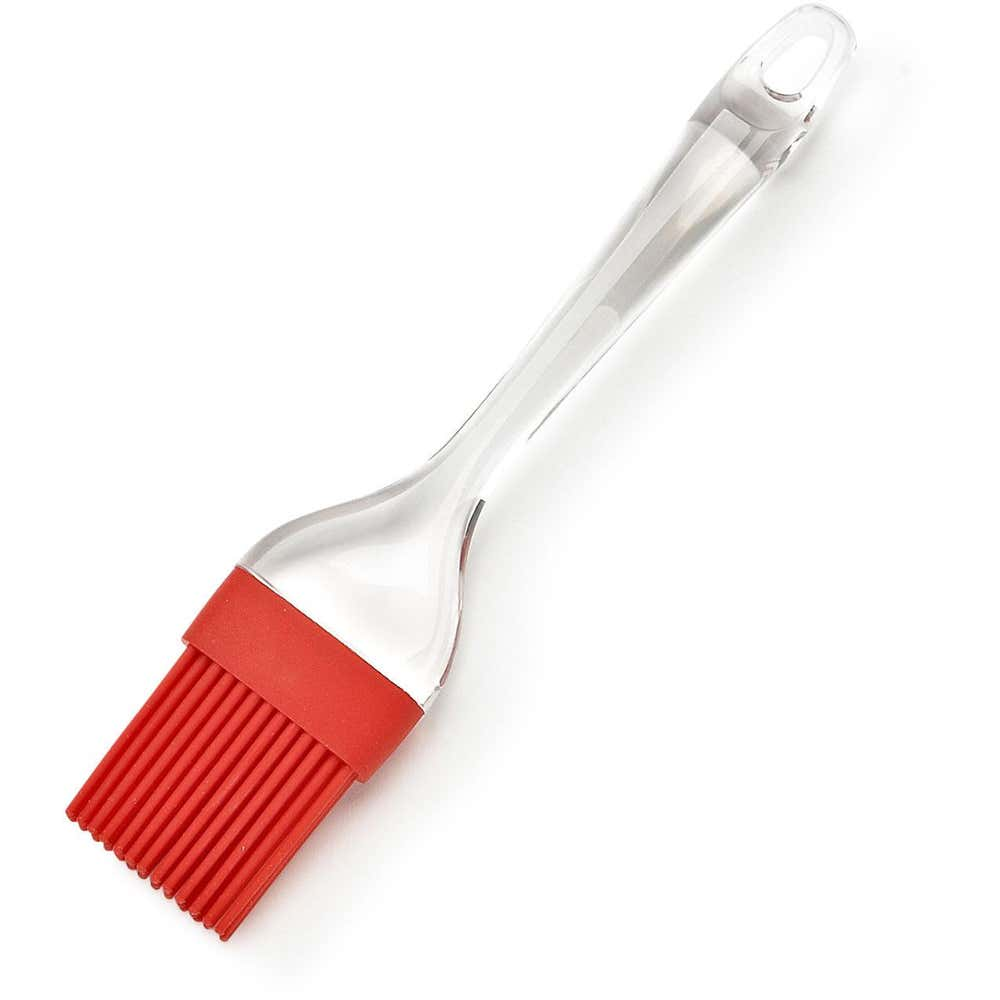 66236_KSP_Ice_Silicone_Oval_Pastry_Brush___Red